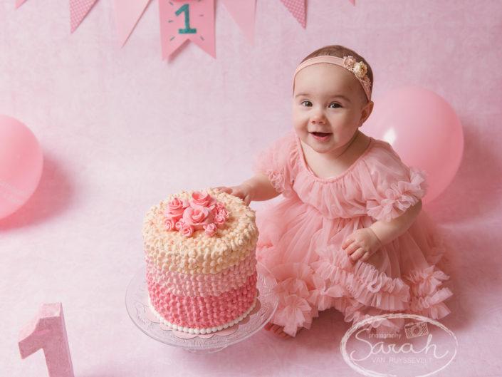 1 jaar, eerste verjaardag, verjaardagsfeestje, Sarah Van Ruyssevelt Photography
