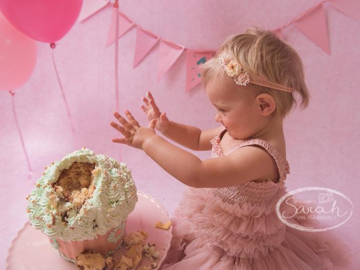 eerste verjaardag, 1 jaar, verjaardagsfeestje, Sarah Van Ruyssevelt Photography