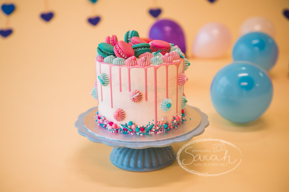 Cake smash fotografie